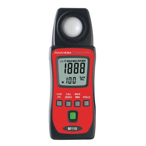Anaheim Scientific M110 Mini Light Meter