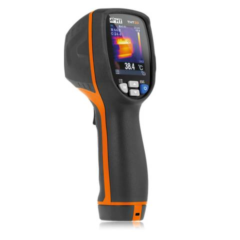 HT Instruments THT33 Compact Infrared Camera With 80x80pxl Resolution and Bluetooth