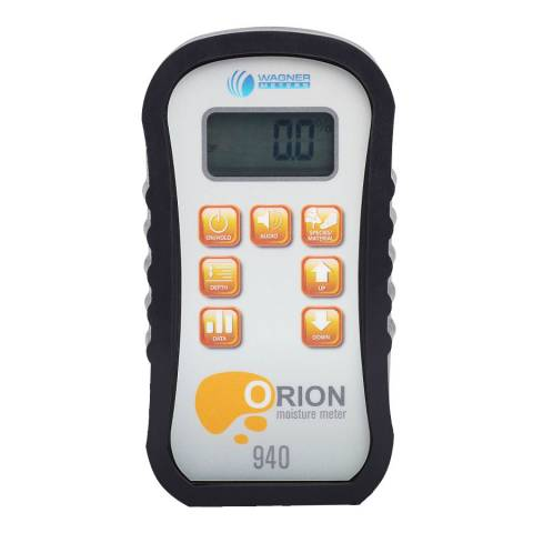 Wagner Orion® 940 Data Collection Pinless Wood Moisture Meter