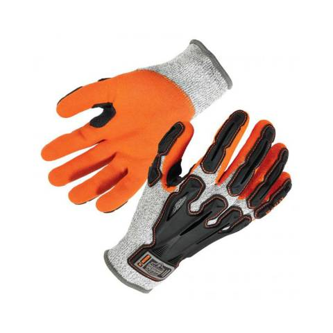 Ergodyne® 922CR ProFlex® Nitrile-Coated Cut-Resistant Gloves - ANSI Level A3, DIR Protection