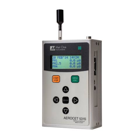 Met One 531S Aerocet Handheld Particle Counter