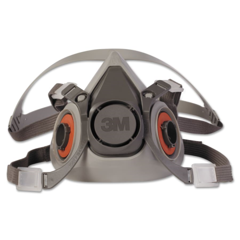 3M™ 6100 Half Facepiece Reusable Respirator,, S