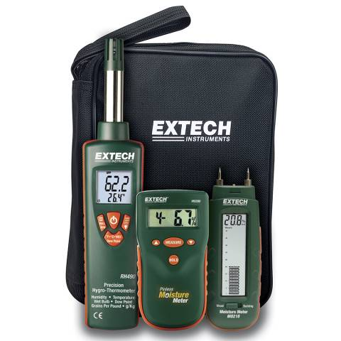 Extech/Flir MO280-KW Water Damage Restoration Kit