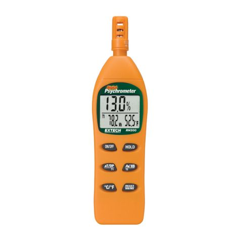 Extech RH300 Hygro Thermometer Psychrometer