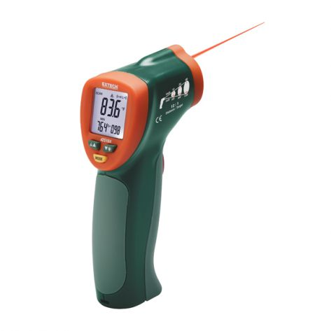 Extech 42510A-NIST Mini Wide Range IR Thermometer - NIST Certified
