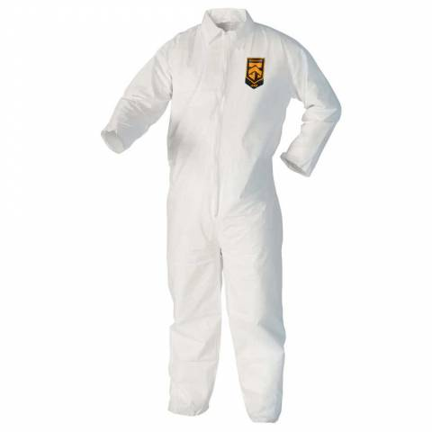 KleenGuard™ 44304 A40 Liquid and Particle Protection Coveralls - XL