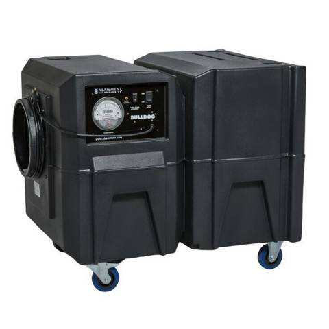 Abatement Technologies BD2KMA Bulldog Deluxe Negative Air Machine