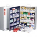 First Aid Only 248OPF 4-Shelf, 150 Person, 1,059 Piece First Aid Station w/20 Pocket Liner