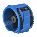 Abatement Technologies RAM3000DBL Raptor Axial Air Mover - Blue (Deluxe)