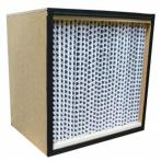 Omnitech Design MFH12 HEPA Filter, 99.97%, Wood Frame