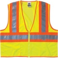 Ergodyne® 8230Z GloWear® 8230Z Class 2 Two-Tone Vests