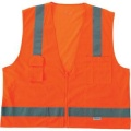Ergodyne® 8250Z GloWear® 8250Z Class 2 Surveyor's Vests