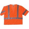 Ergodyne® 8310HL GloWear® 8310HL Class 3 Economy Mesh Vests