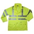 Ergodyne® 8365 GloWear® Class 3 Rain Jacket