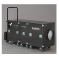 Nikro Industries SL2000-22060 2500 CFM Free Air Duct Cleaning System (Single Motor) (220V/60HZ)
