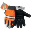 MCR Luminator™ Multi-Task Premium Side Split Cow Gloves