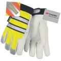 MCR 968LMG Luminator Lined Goatskin Multi-Task Gloves, L