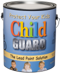 Fiberlock 5600-1-C4 ChildGuard Lead Encapsulant Coating - 1 Gal (4/Case) - White