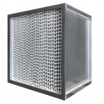Omnitec Design OAH1616G HEPA Filter, 99.99%, Metal Frame
