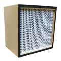 Omnitec Design OAH1616 HEPA Filter, Wood Frame