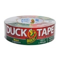 "Duck® 1231596HK 11.5 mil Industrial Grade, 1 7/8"" x 45 yds, Professional Black - 12 Rolls/Case"
