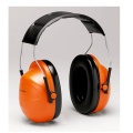 3M H31A PELTOR™ Hi-Viz Over-the-Head Earmuffs