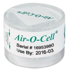 Zefon AOC010 Air-O-Cell Cassettes - 10/Pack